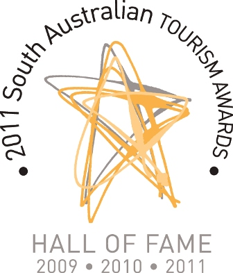 South Australian Tourism Award Hall of Fame 2009-2010-2011