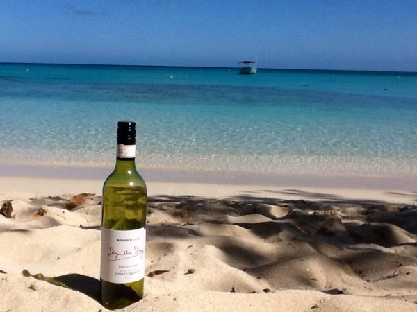 Seize the Day in Fiji & hello 2015 Barossa Vintage
