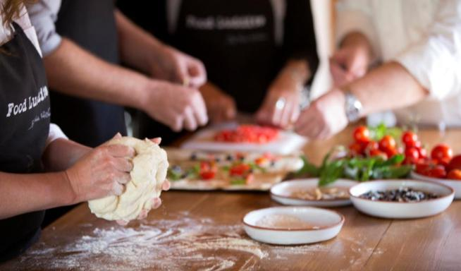 Food Luddite Cooking Classes in the Barossa Valley