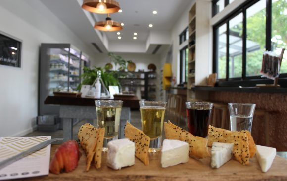 Cheese, Beer and Gin Anyone?
