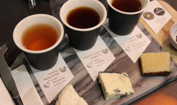Barossa Cheese & Tea Pairing