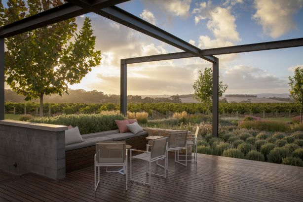 Seppeltsfield Vineyard Cottage - visit Barossa Valley Estate wines and garden