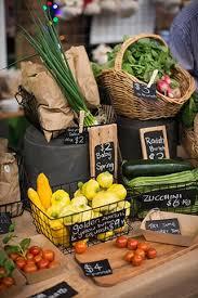 Barossa Farmers Market produce