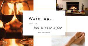 Winter Offer - Seppeltsfield Vineyard Cottage