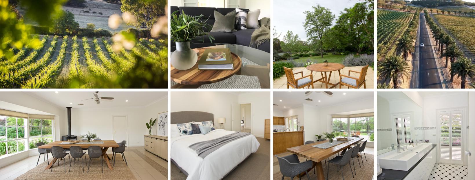 Seppeltsfield Vineyard Retreat,premium group accommodation in Seppeltsfield, Barossa, South Australia